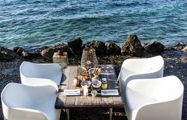 BijBlauw Terrace/Restaurant