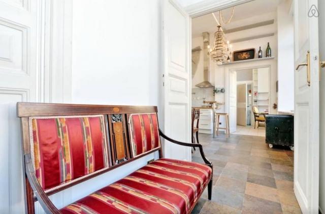 Rome Colosseum Loft (Airbnb): Foyer