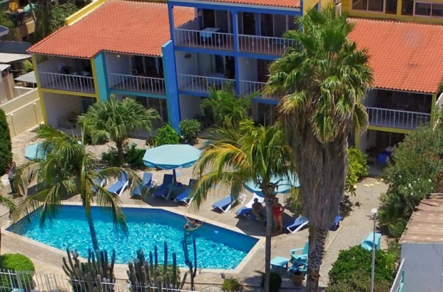 SunRentals Bonaire Oceanfront Apartments (Source: SunRentals)