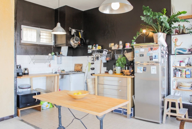 Marseille Penthouse Apartment (Airbnb): Kitchen