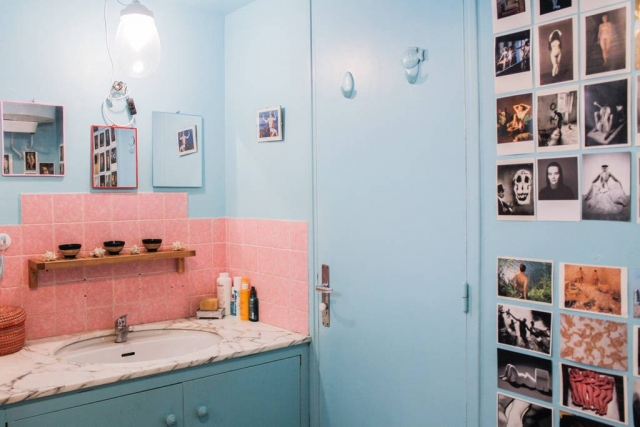 Marseille Penthouse Apartment (Airbnb): Bathroom