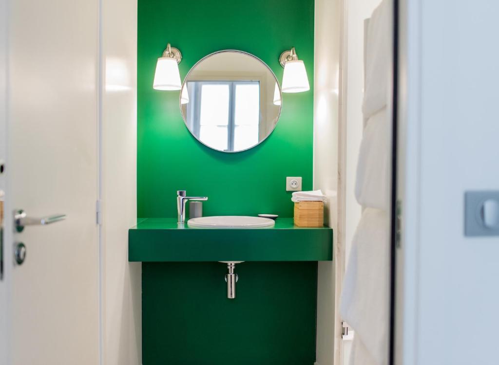 1er Étage Opéra - Bathroom