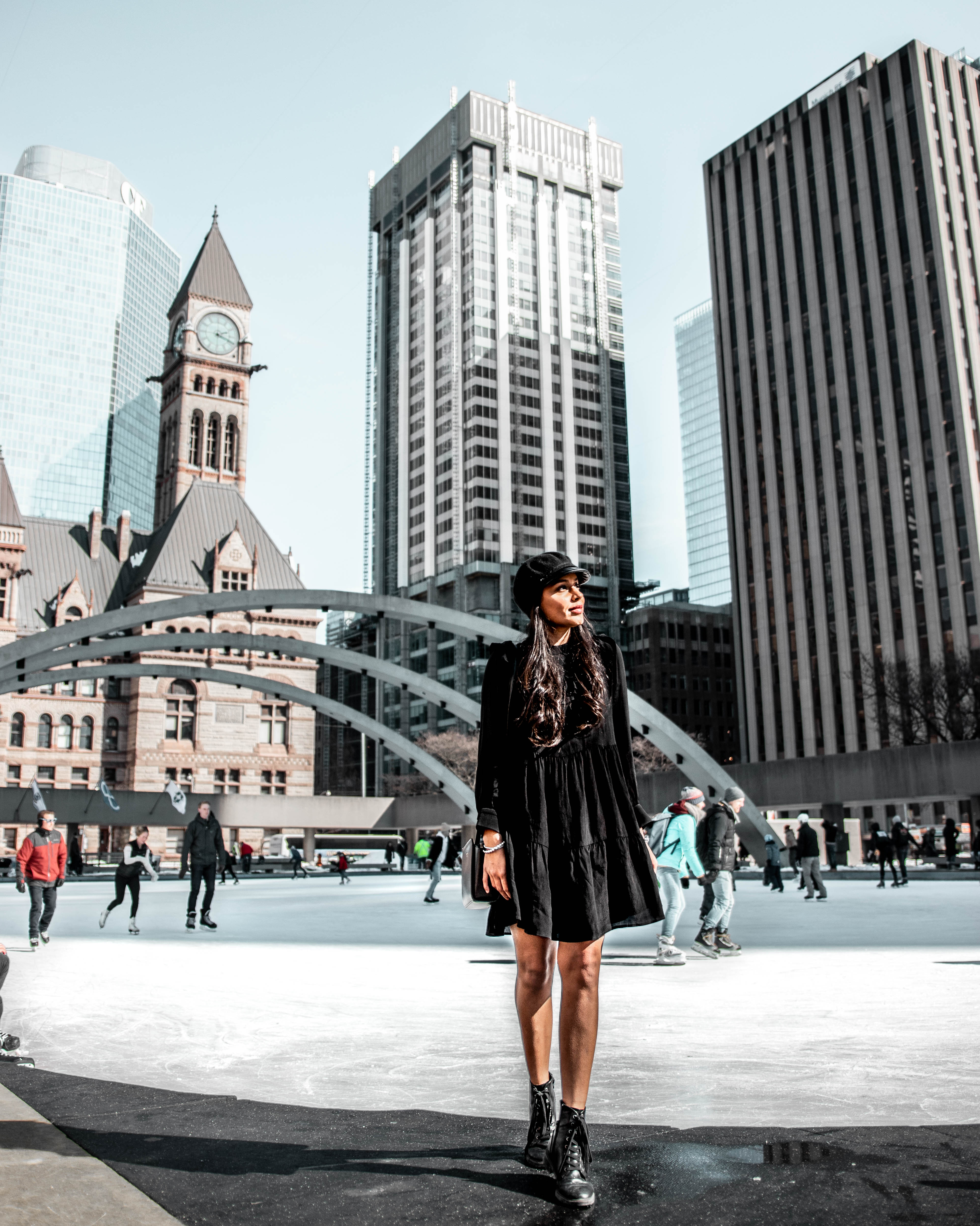 Nathan Phillip's Square
