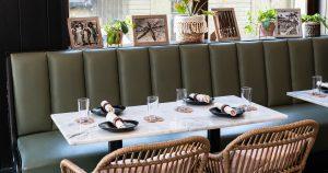 Mahalo Cocina y Jardin - Main Seating Area