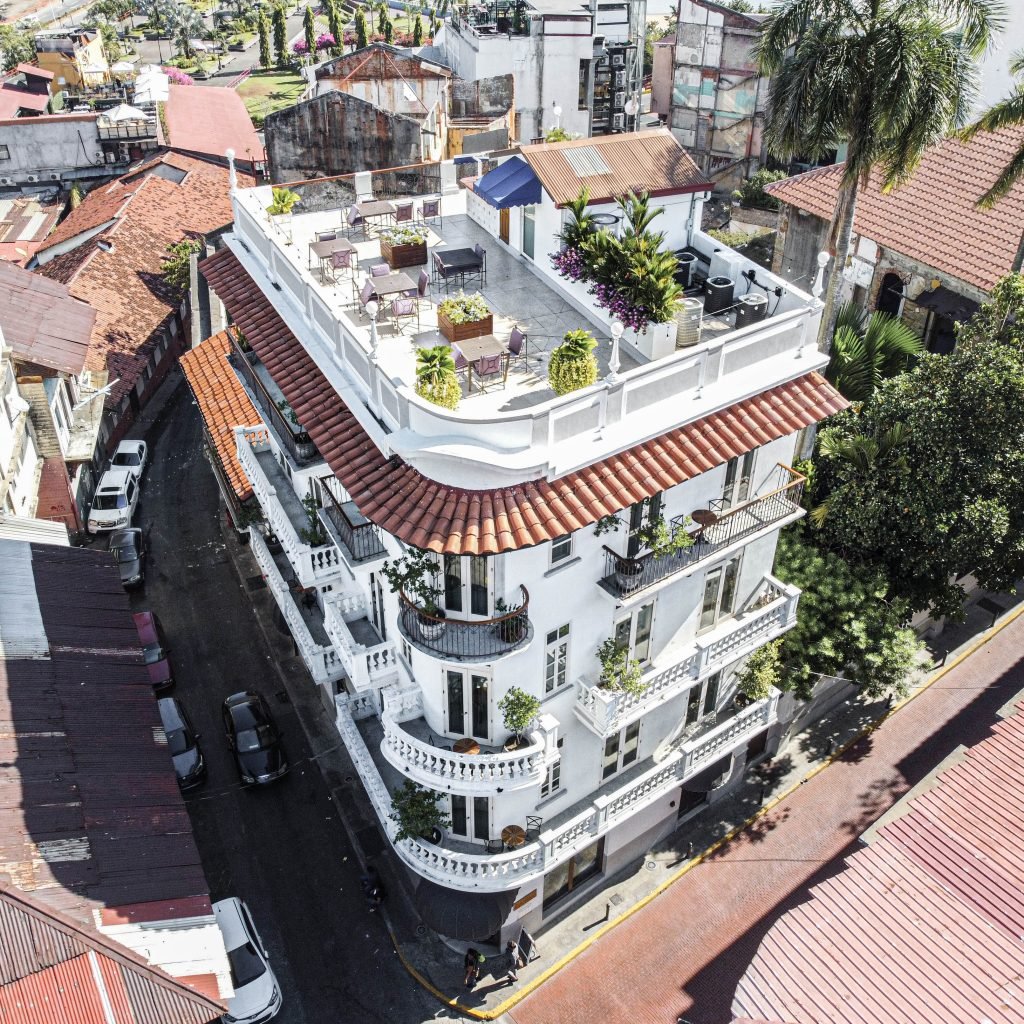 Las Clementinas - Aerial View