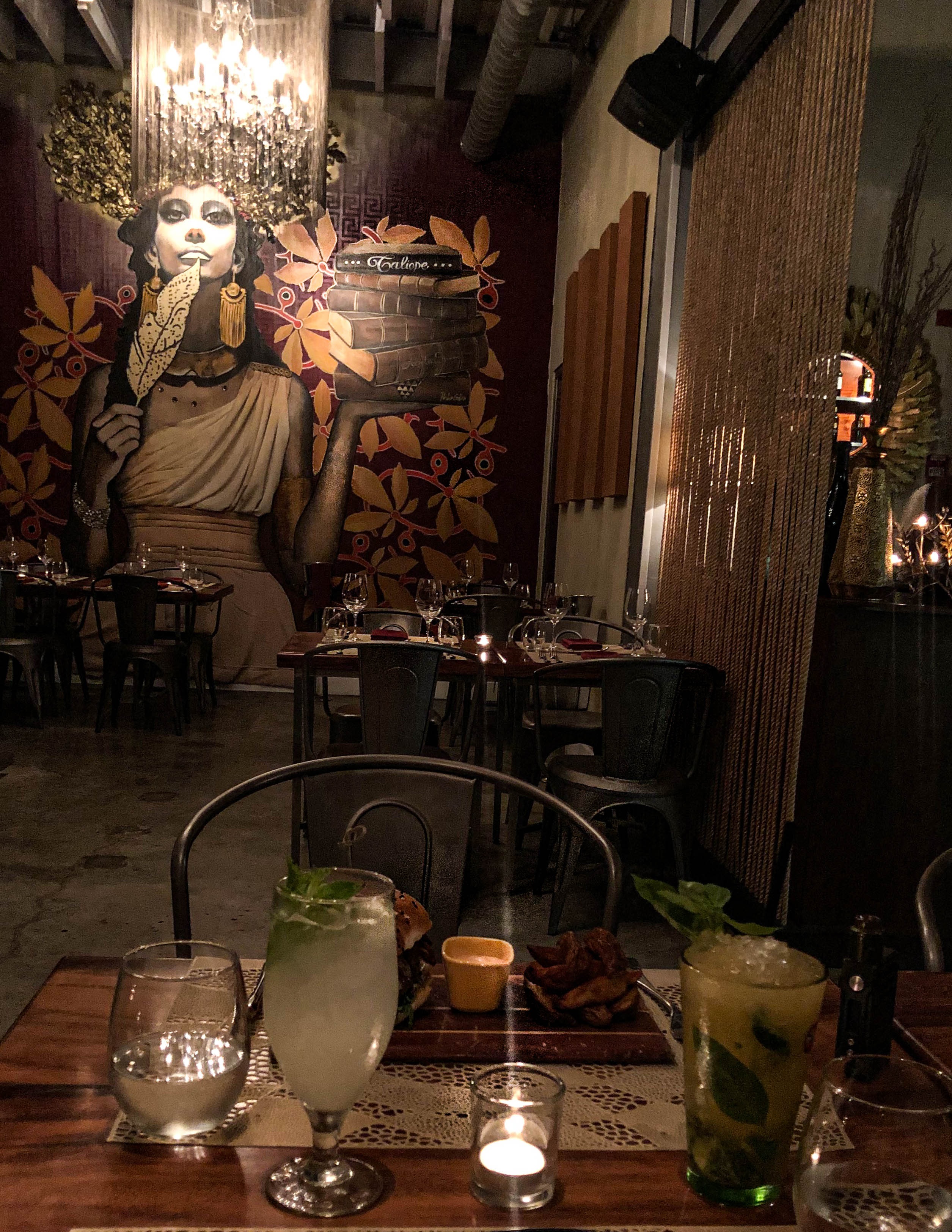Must-Try Restaurants in Panama City: Caliope Restaurant, Casco Viejo (Interior)