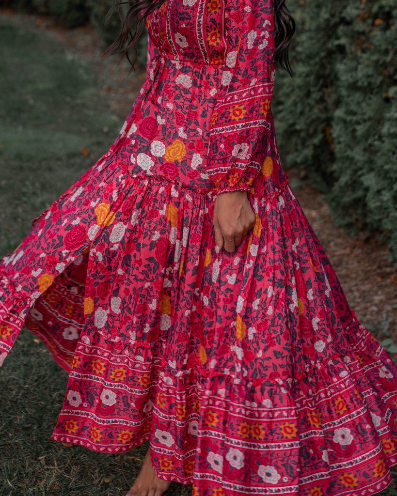 The Ultimate Travel Dress: The Joie de Vivre Adventure Dress